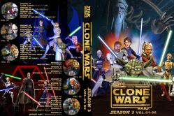 STAR WARS: The Clone Wars Season3 Complete Jacket