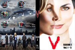 V -Visitor- /ビジター Season2 Complete Jacket