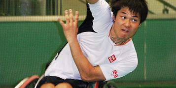国枝 慎吾 選手