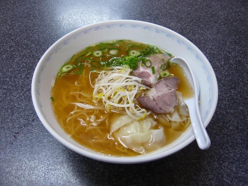 ワンタン麺-1
