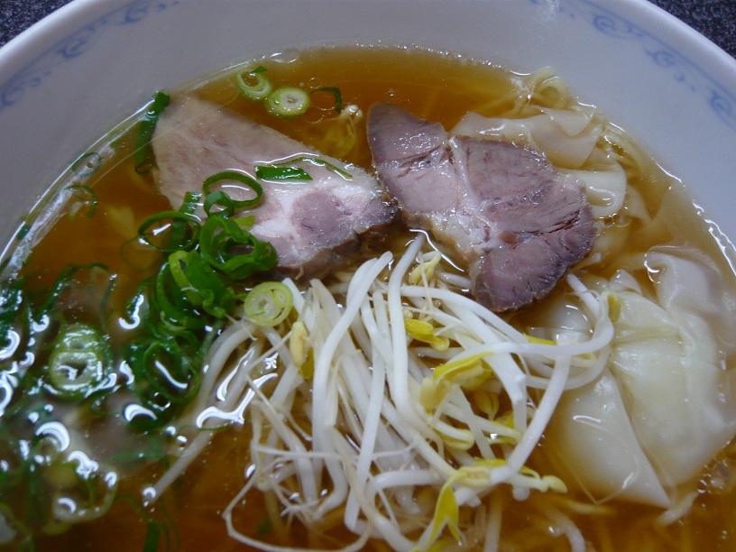 ワンタン麺-2