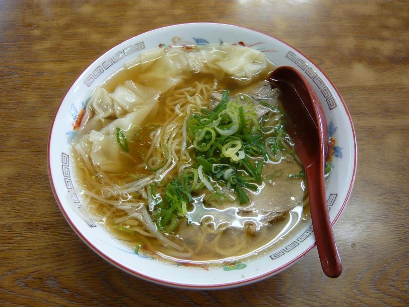 わんたん麺-NEW