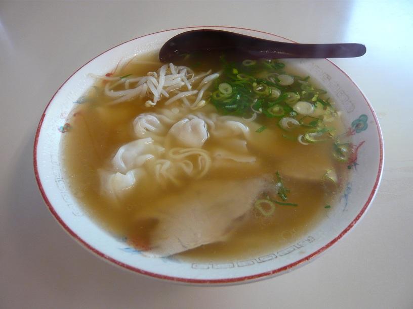 わんたん麺ー2