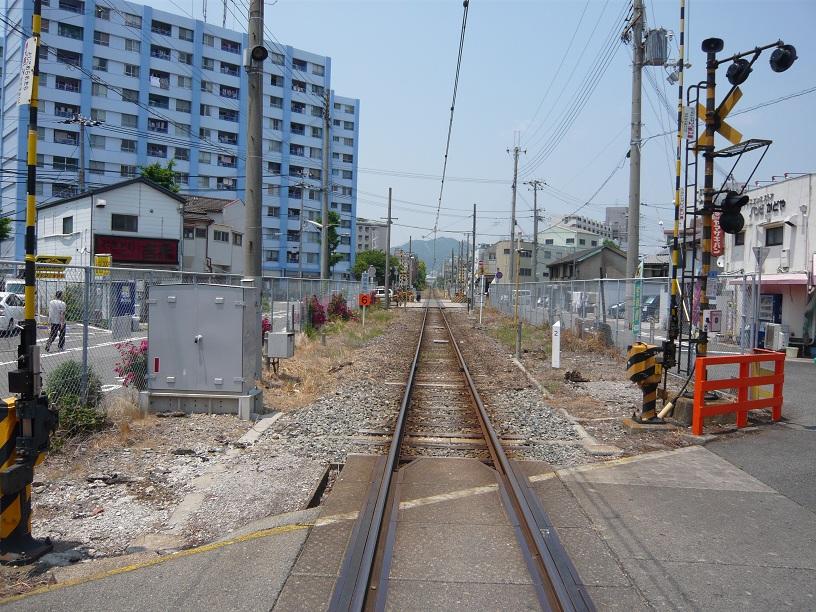 兵庫駅方面