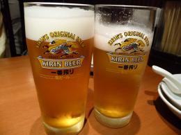 ビール新亜飯店
