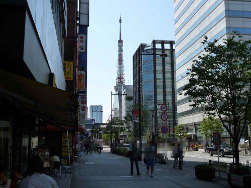 東京タワーfrom新亜飯店