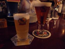ビール上野2