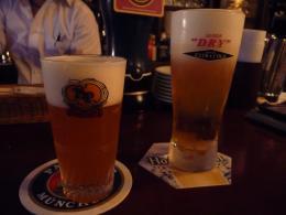 ビール上野1