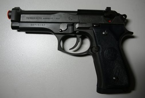 M92SF NAVY