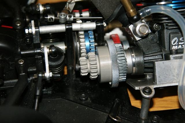 2速クラッチベル換装