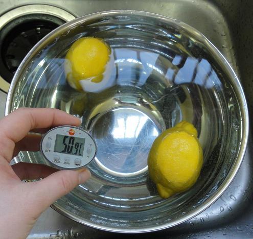レモン50度洗い