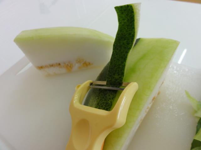 冬瓜サラダ2