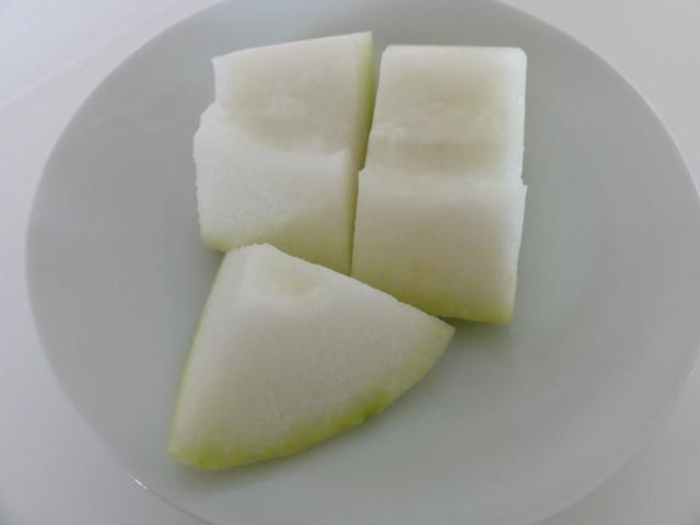 冬瓜サラダ7