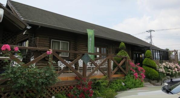 杉山バラ園