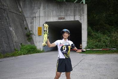 ソチパラリンピック日本代表選手の佐藤圭一君