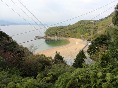14島勝浦の和具の浜海水浴場