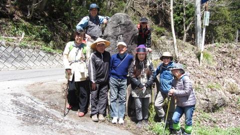 5-3塩の道祭り小谷コースに参加2