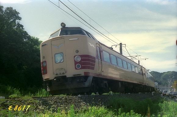 wくろしお485 P034N-01