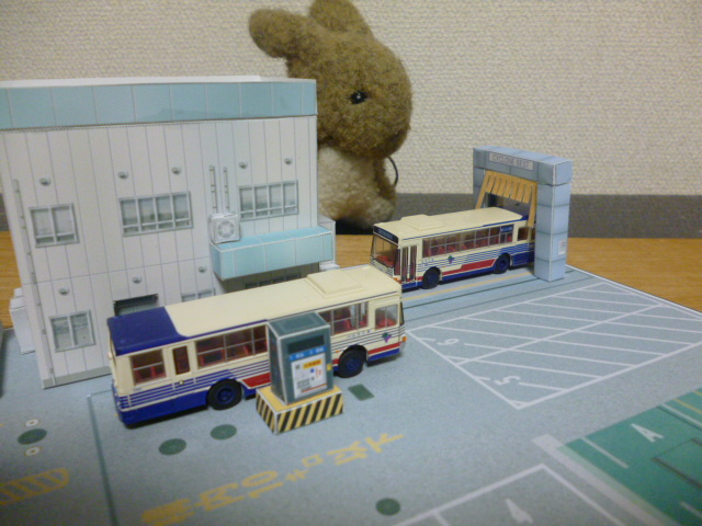 バス営業所4