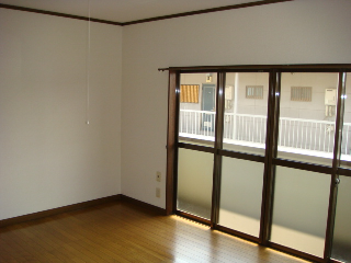 キャッスル・テラA206 洋室③