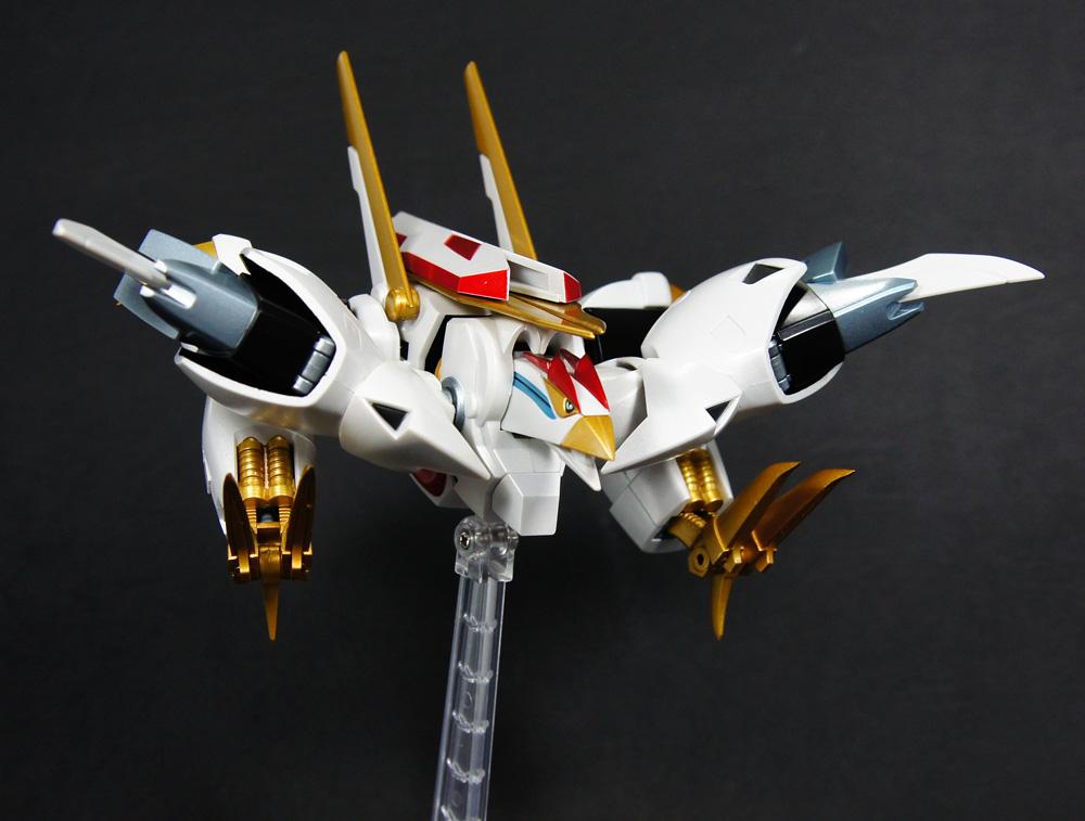 ROBOT魂 龍王丸8