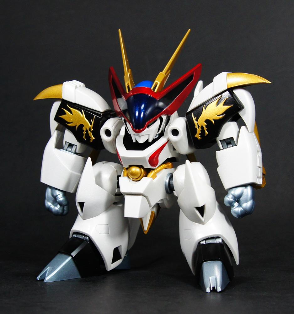 ROBOT魂 龍王丸2