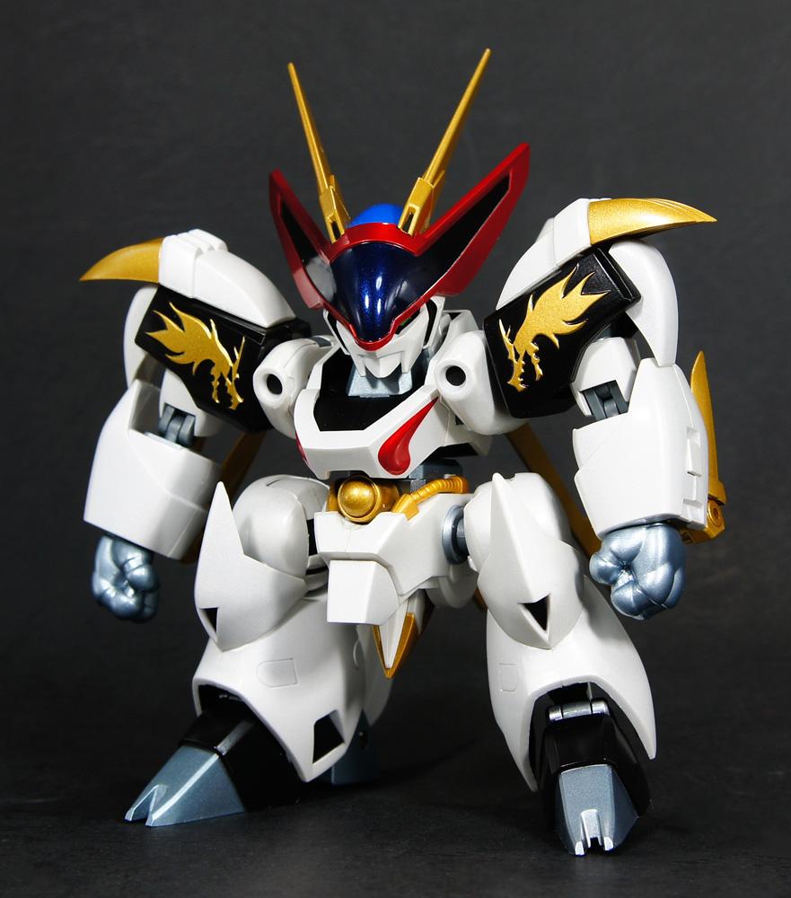 ROBOT魂 龍王丸4