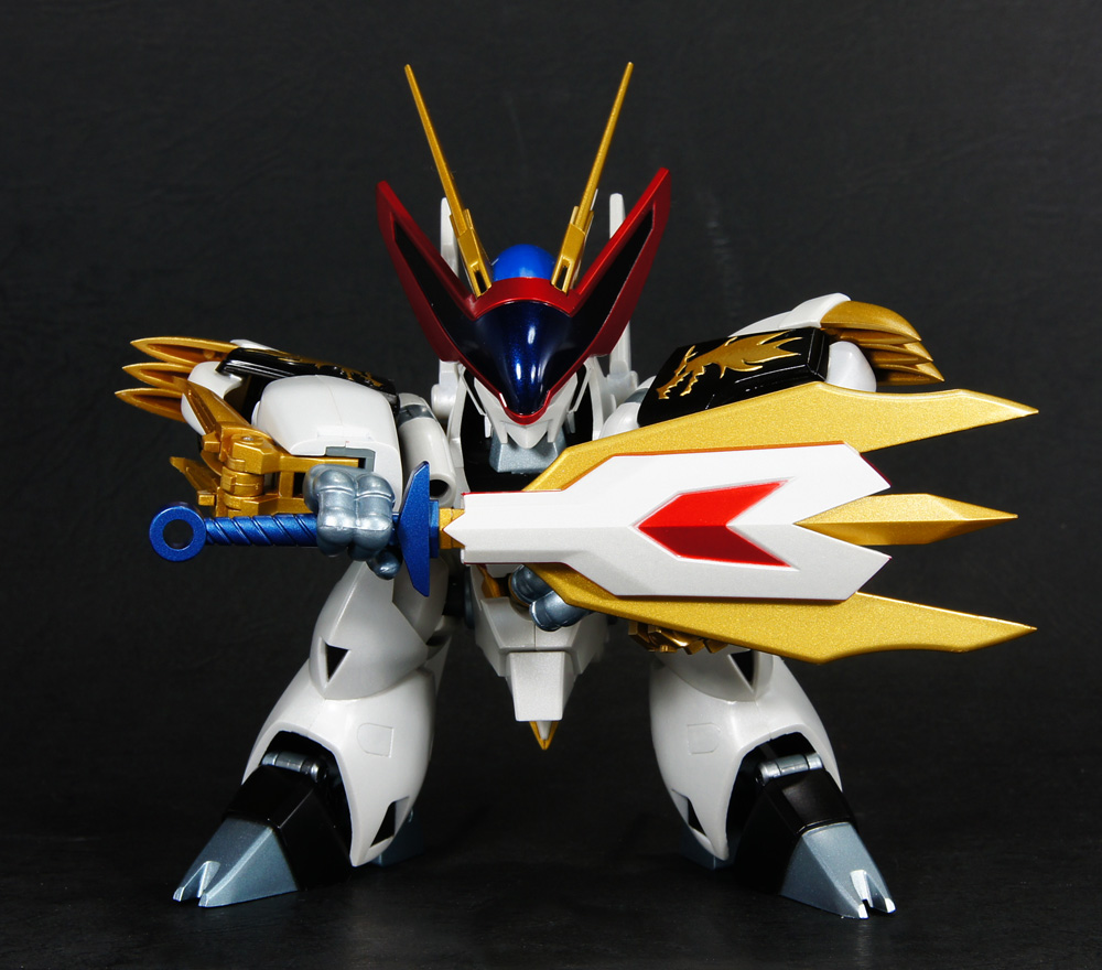 ROBOT魂 龍王丸11