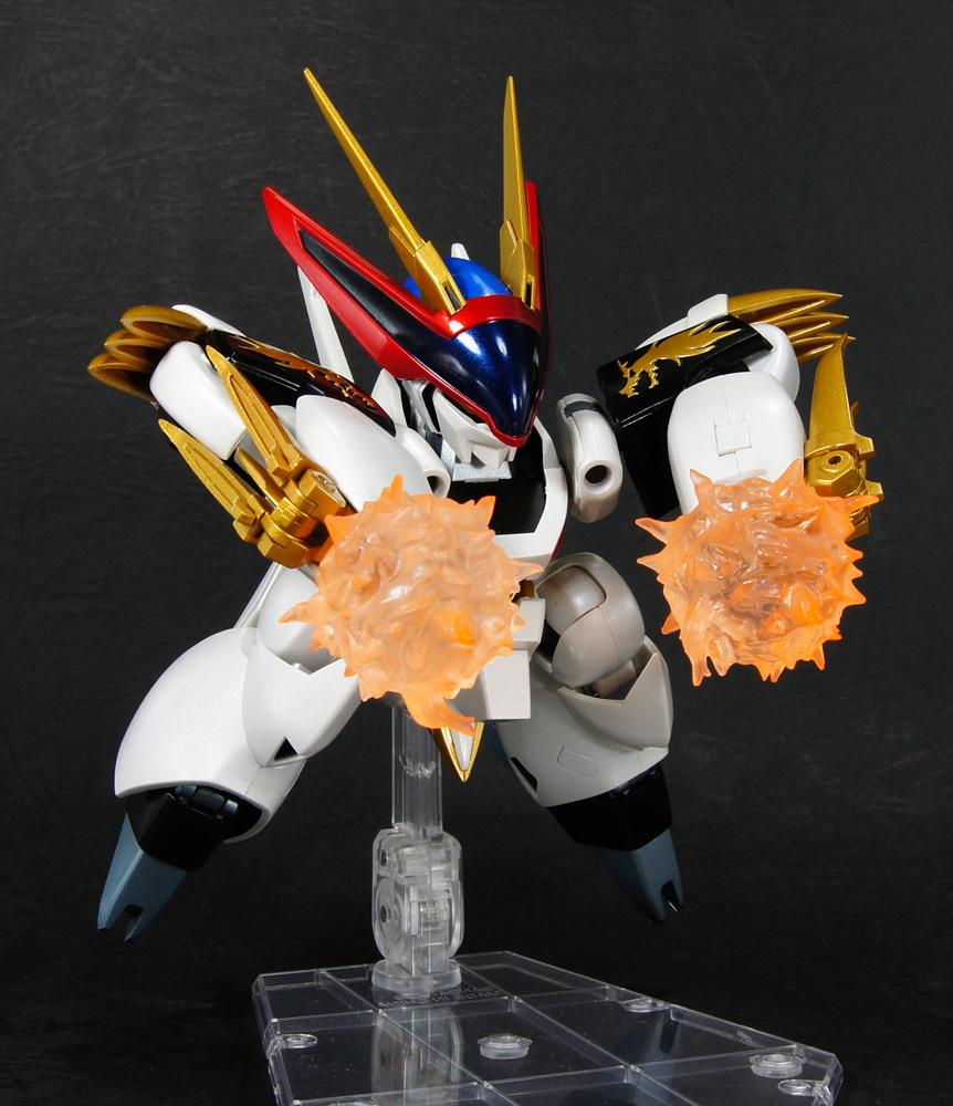 ROBOT魂 龍王丸10