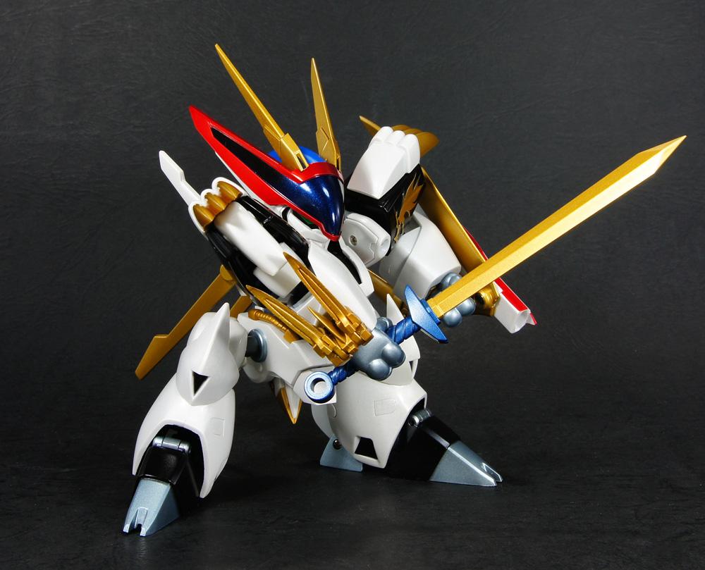 ROBOT魂 龍王丸9