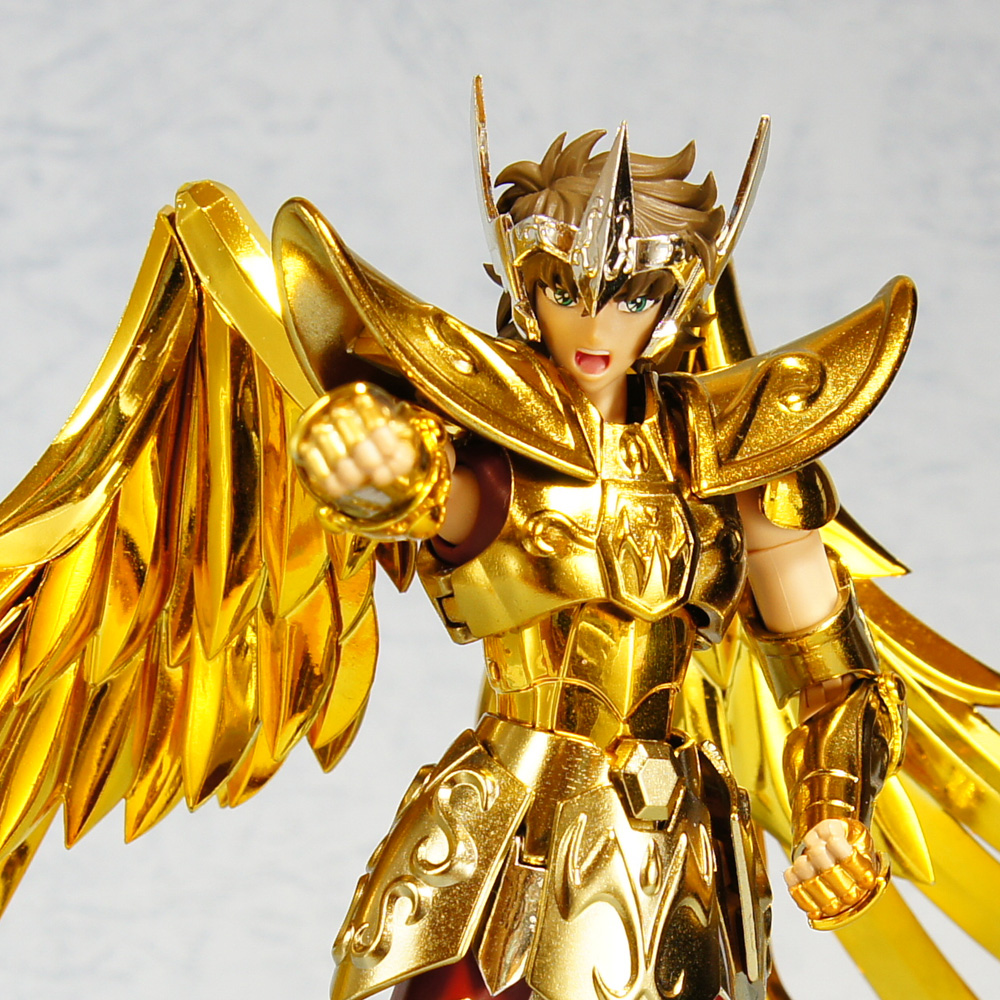 聖闘士聖衣神話EX アイオロス11