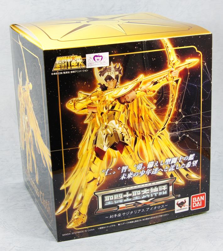 聖闘士聖衣神話EX アイオロス2
