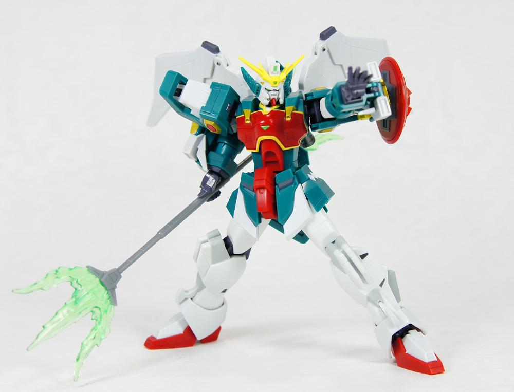 ROBOT魂 アルトロンガンダム2