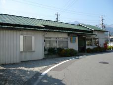 改築前の駅舎
