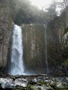 鹿目の滝(雄滝)