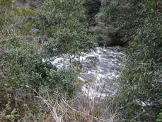 鹿目の滝(平滝)