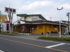 回転寿司のお店があった