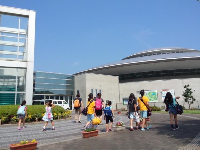 大阪ひまわりドーム