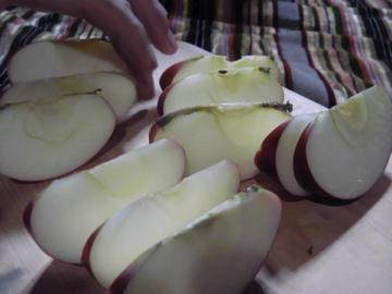 木村さんのリンゴ