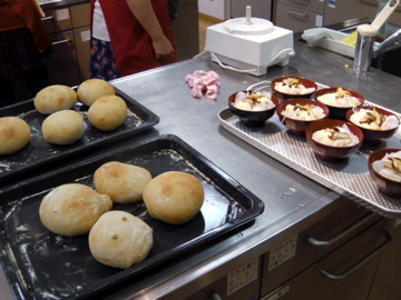 ローフード料理教室14
