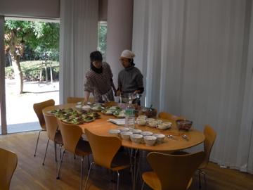 ローフード料理教室15