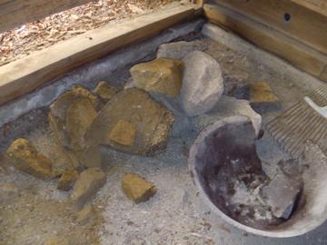 ゴロゴロ石
