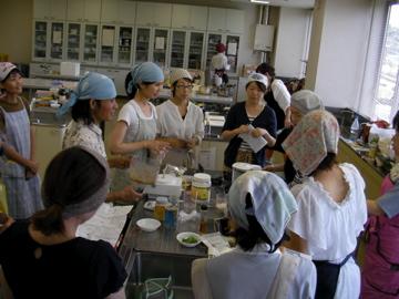 ローフード料理教室5