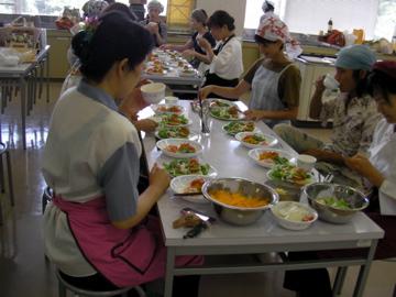 ローフード料理教室7
