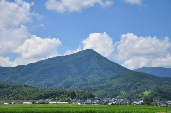 2012年8月5日 上田電鉄別所線 八木沢~舞田 1000系1002F