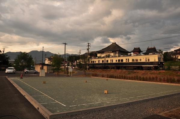 2012年8月29日 上田電鉄別所線 寺下~神畑 7200系7255F