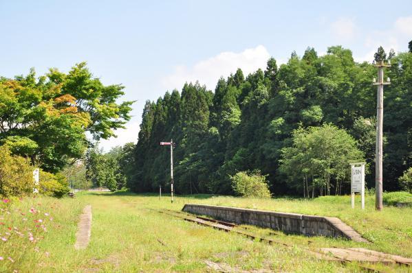 2012年9月13日 南部縦貫鉄道旧七戸