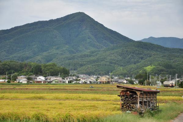 2012年9月18日 上田電鉄別所線 八木沢~舞田 7200系7255F