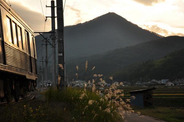 2012年10月9日 上田電鉄別所線 八木沢~別所温泉 7200系7253F