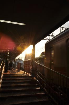 2012年10月26日 東急池上線 石川台 1000系1019F
